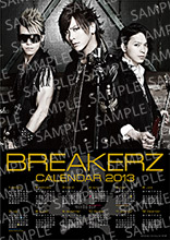 BREAKERZ LIVE TOUR 2012~2013 ...
